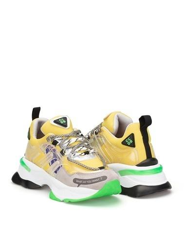 Dark Seer Sneakers Sarı